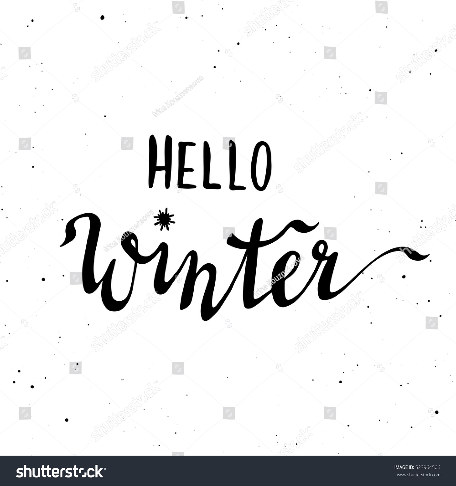 winter new year printable