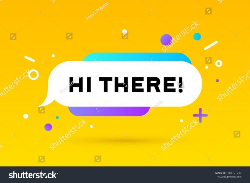 Hi text