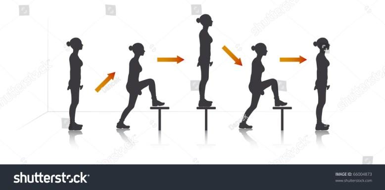 Kuvahaun tulos haulle stepping exercise