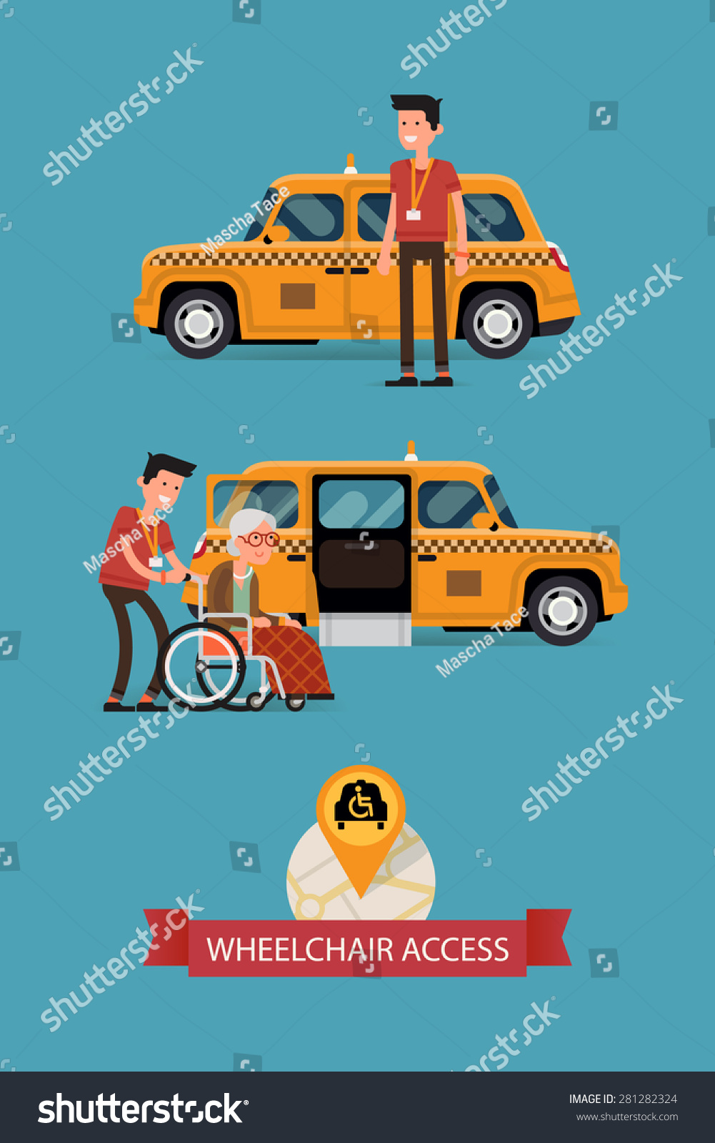 How Get Car Disabled Person