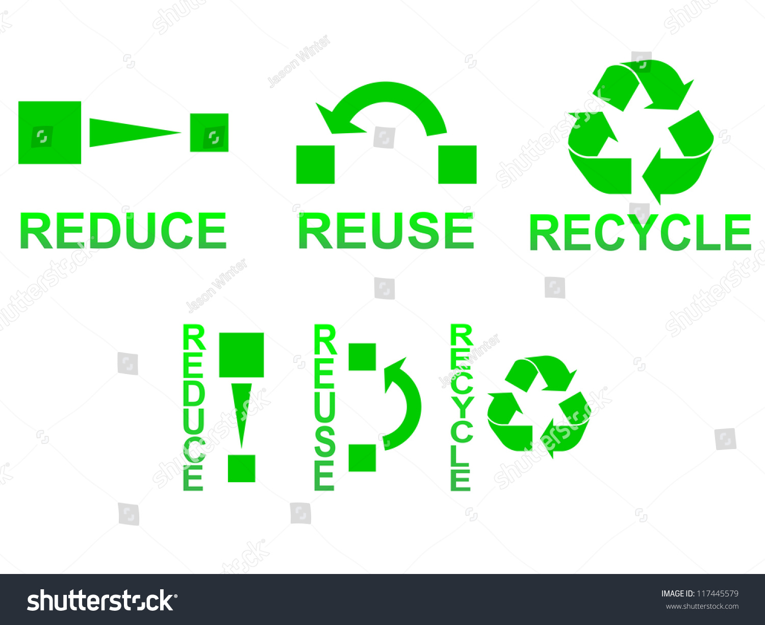 Renew Reuse Recycle Worksheets