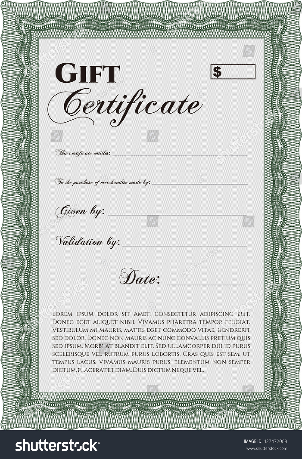 Gftlz gift certificate template images templates example free gftlz gift certificate template alramifo images yadclub Image collections