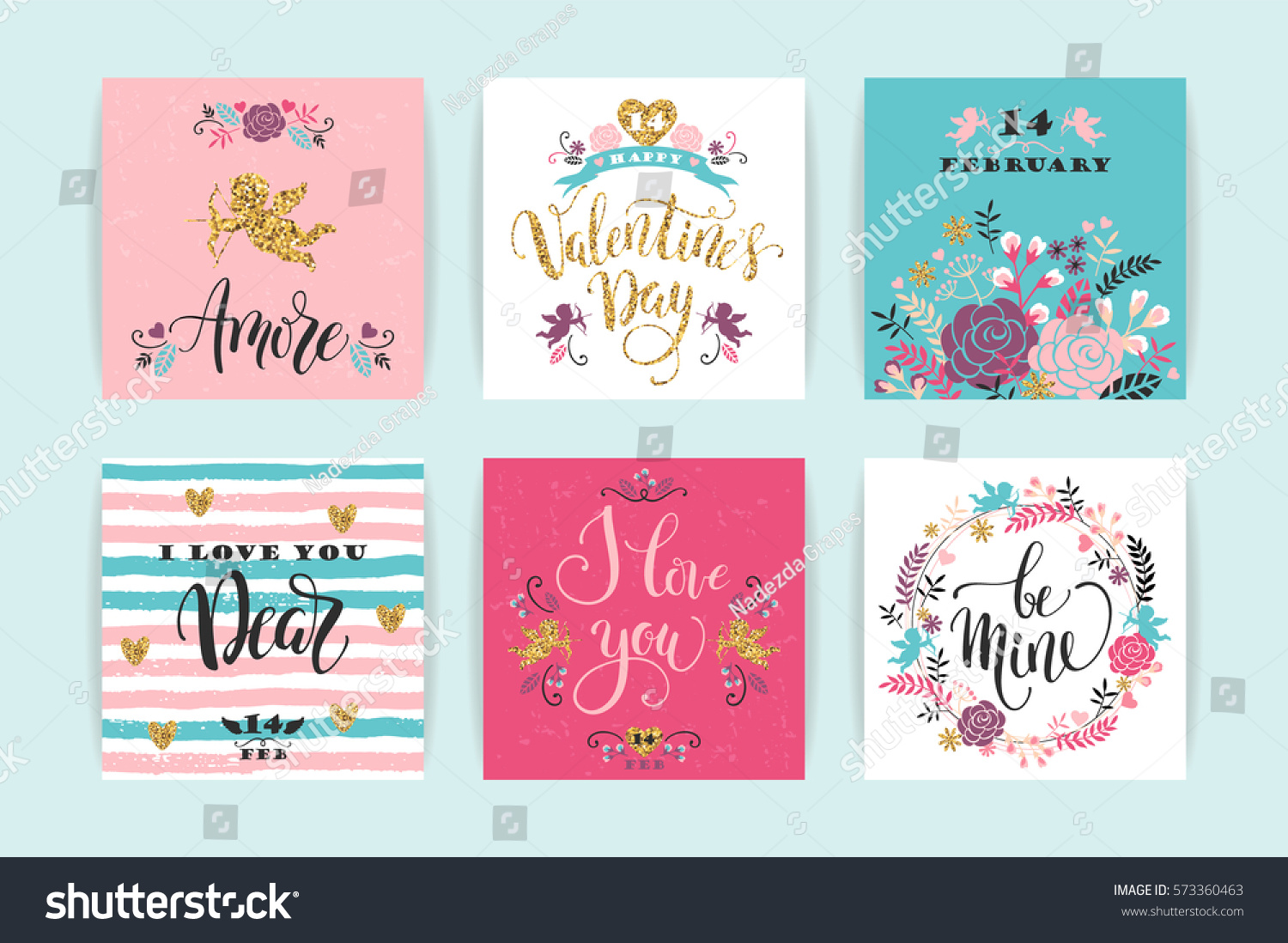 Cute Love Quotes Save Date Cards