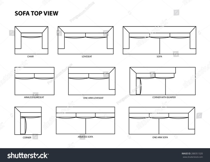 Couch Drawing Top View Wildwoodsta Com