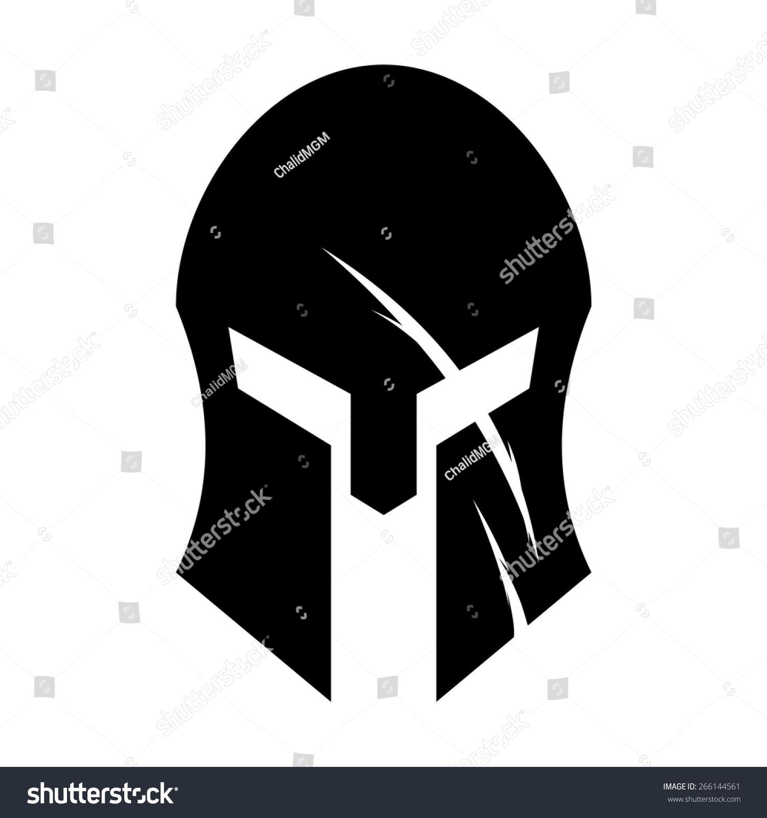 Knight Stencil Printable