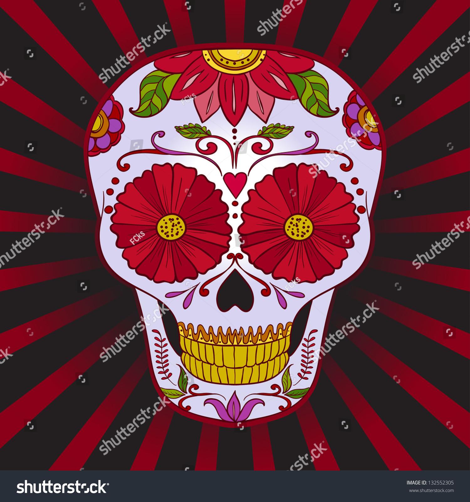 El Dia De Los Muertos Worksheet