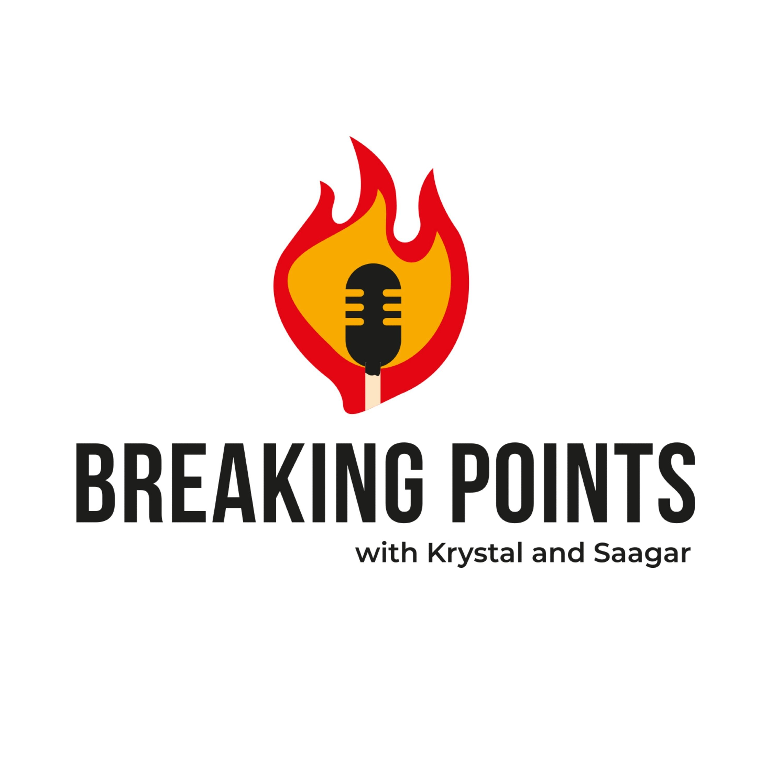 Breaking Points with Krystal and Saagar