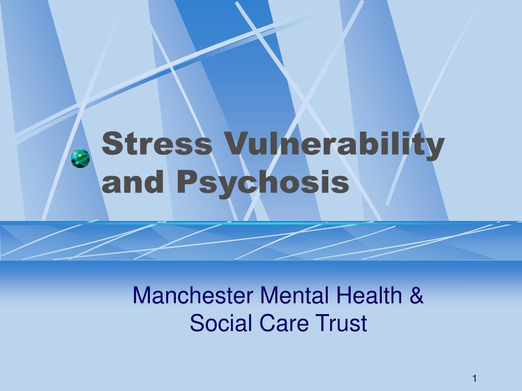 Printables Of Stress Vulnerability Bucket Worksheet