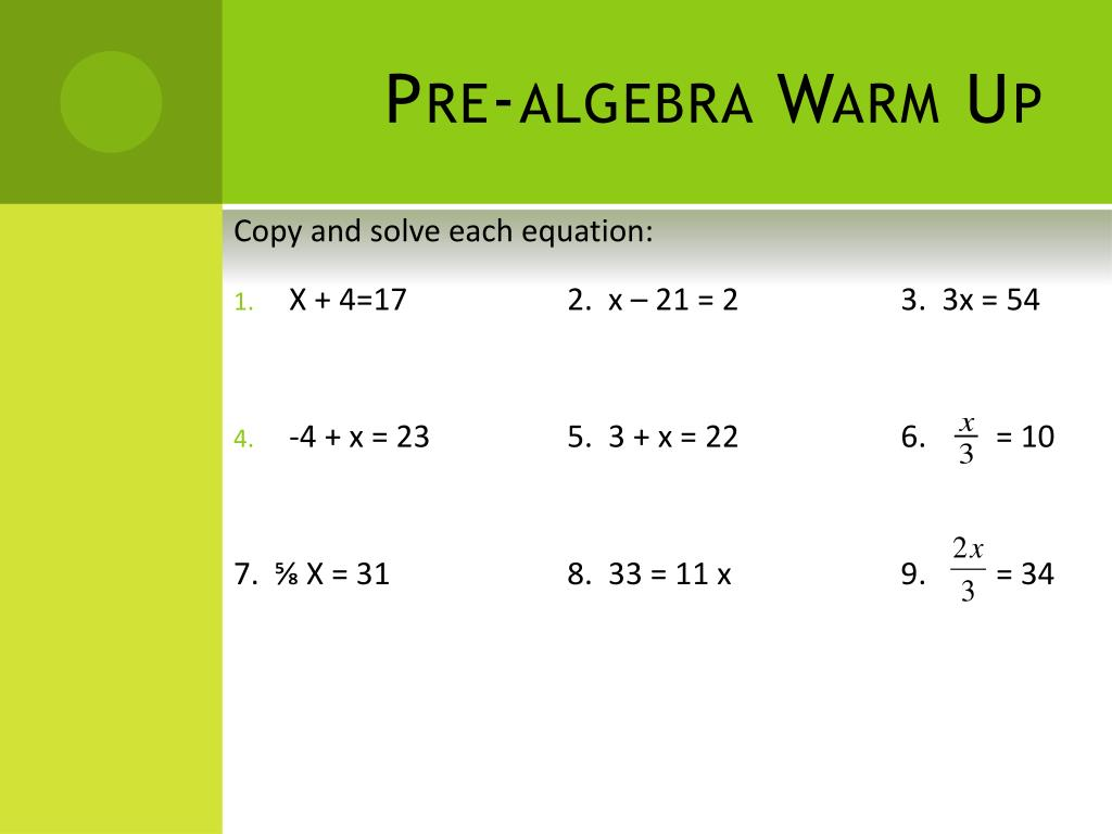 Intro Monomials Worksheet