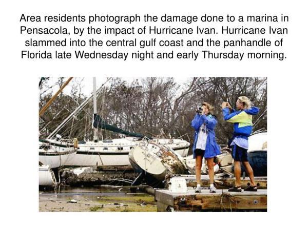 PPT - Hurricane Ivan PowerPoint Presentation - ID:294219