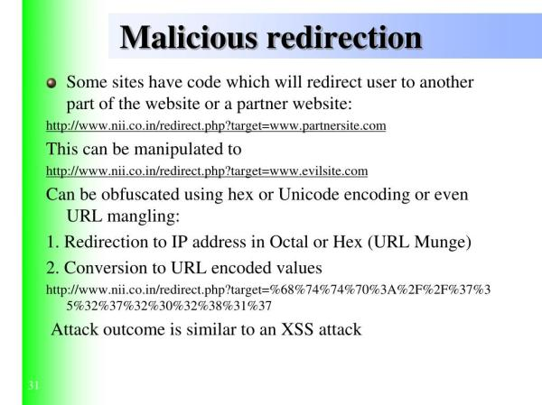 PPT - Detection and Evasion of Web Application Attacks ...