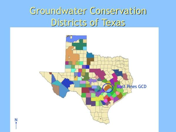 PPT - Groundwater Resources of the Queen City Aquifer ...