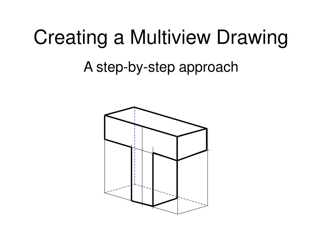 Multiview Drawing Definition