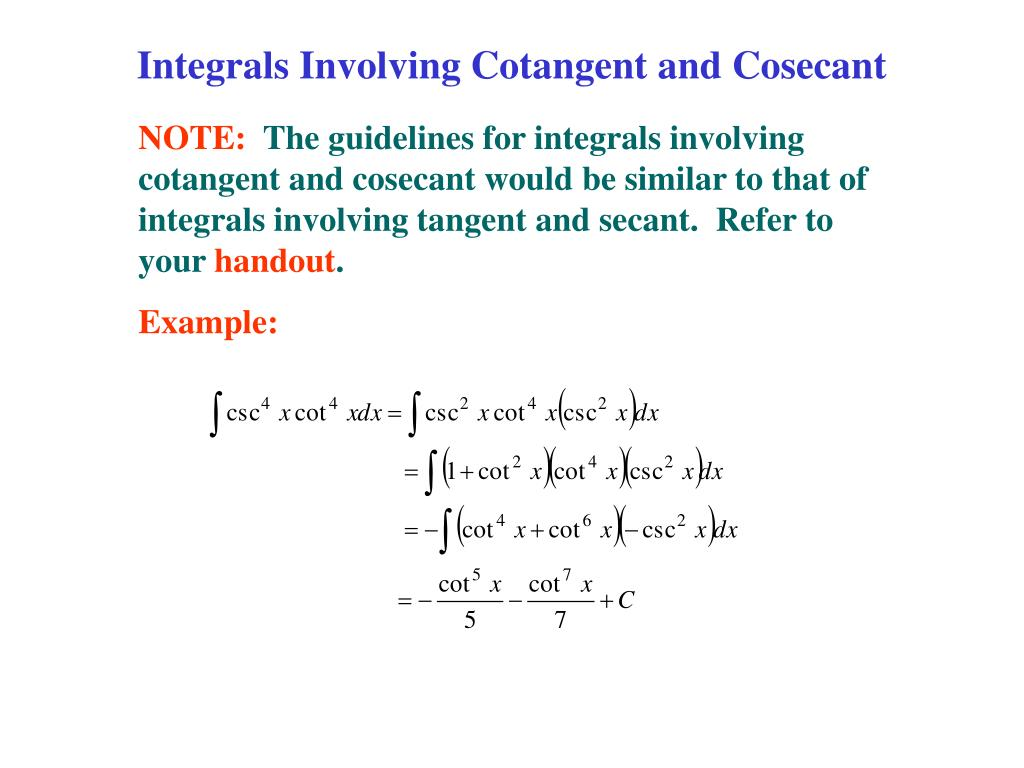 Cotangent Sum And Difference Identities Pictures To Pin