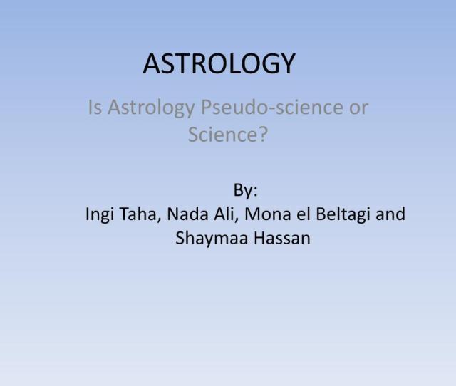Astrology L