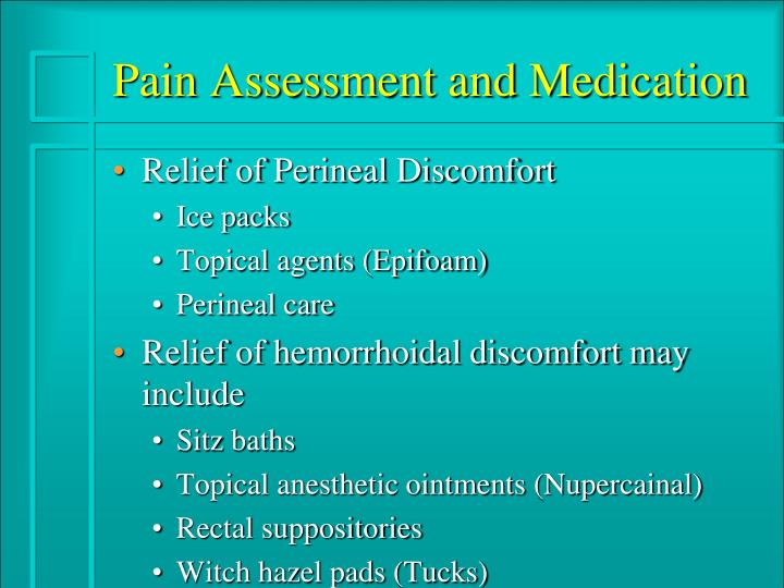 PPT Postpartum Complications PowerPoint Presentation