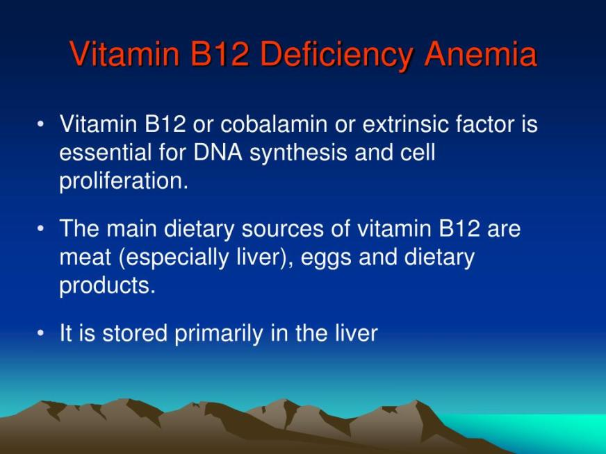 PPT - Drugs used in the treatment of Anemia PowerPoint ...