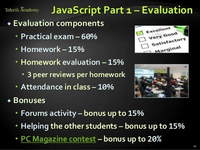 00 JavaScript Part 1 Course - Introduction