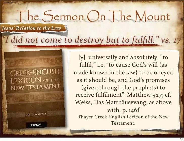 23 Matthew Commentary 12 4