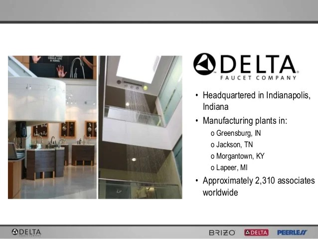 customer testimonial delta faucet