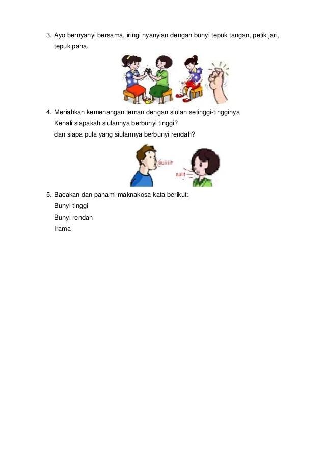 Image Result For Lembar Kerja Bahasa Indonesia Kelas 1 Sd