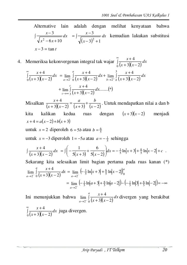 Contoh soal teorema dasar kalkulus 1. Contoh Soal Nilai Mutlak Kalkulus 1