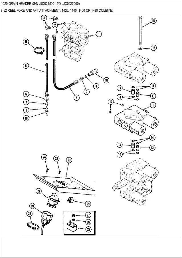 Case Ih 275 Wiring Diagrams