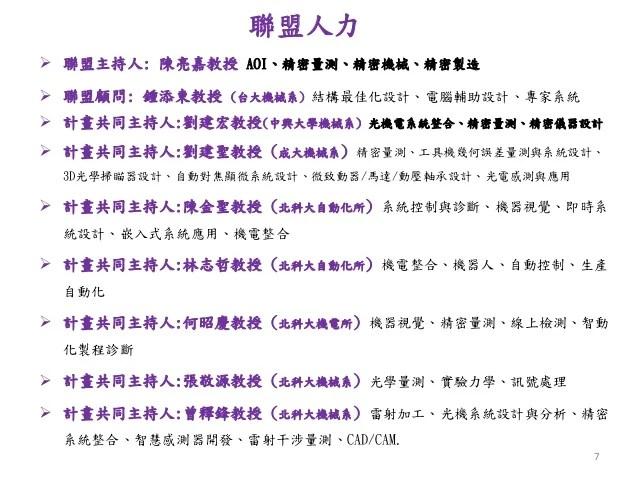 產研融合推手-臺大AOI設備研發聯盟_臺大陳亮嘉