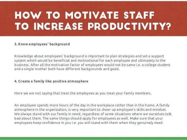 Ideas Employee Goals