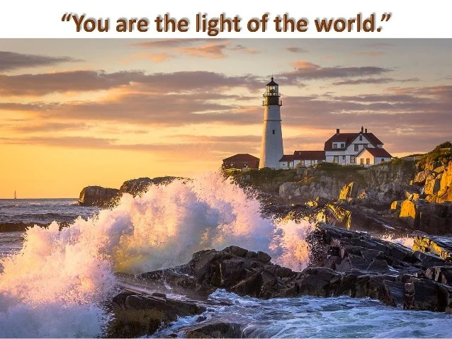 You Are Light World