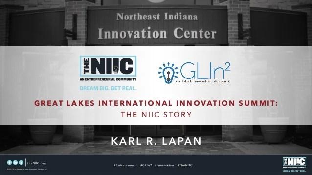 Karl Lapan: Presentation to the Great Lakes International ...