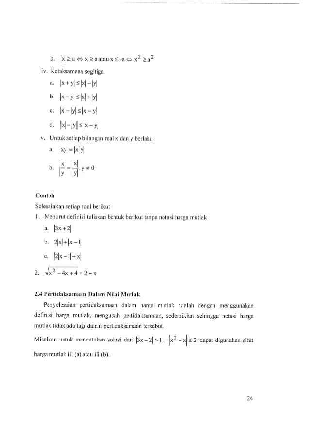 Sedangkan teorema fundamental kalkulus ii menggambarkan tentang cara … Contoh Soal Dan Jawaban Pertaksamaan Pada Kalkulus I Peranti Guru
