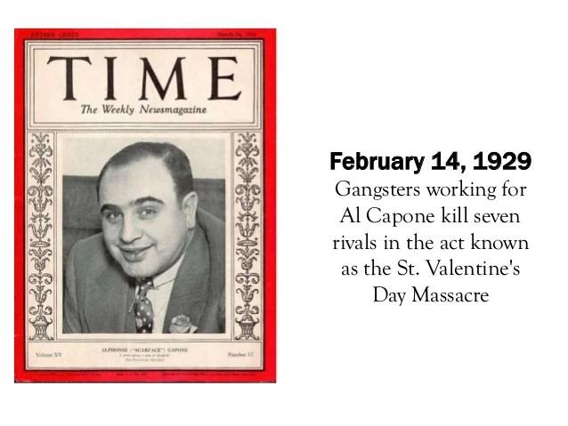 1920s Al Capone