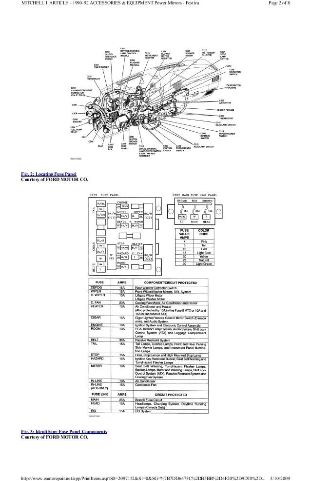 1995 Ford Festiva Radio Wiring Diagram Surprising Ideas: 1997 Ford Festiva Stereo Wiring Diagram At Hrqsolutions.co