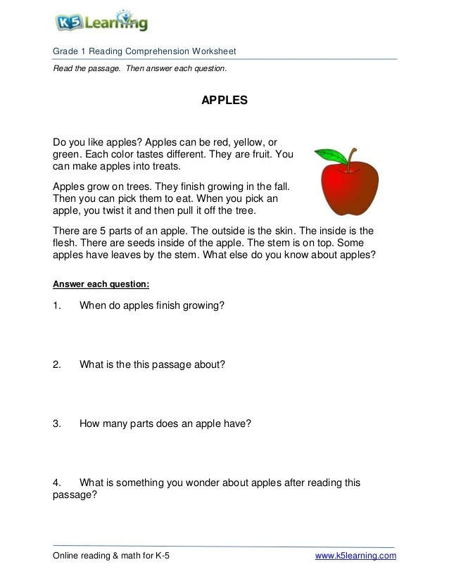 1st grade-1-reading-apples
