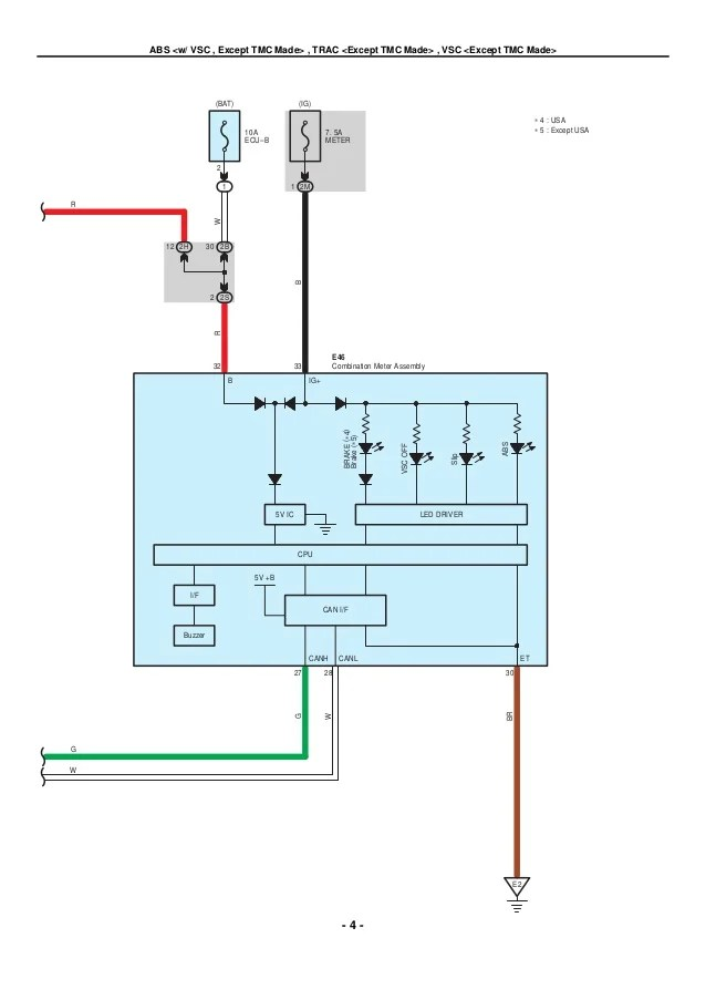 Outstanding 2014 Toyota Corolla Wiring Diagram Picture Collection ...