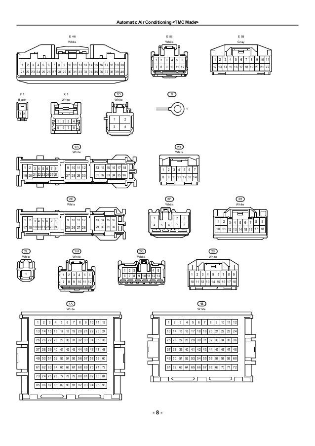 Wonderful Toyota 86120 Wiring Diagram Ideas - Electrical Circuit ...