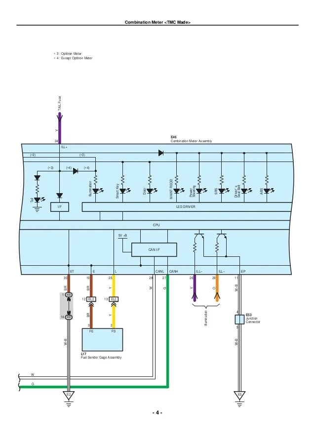 2009 2010 toyota corolla electrical wiring diagrams