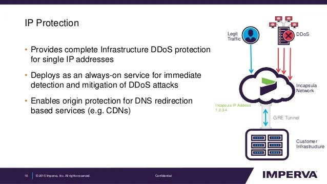 Protect Your Assets with Single IP DDoS Protection