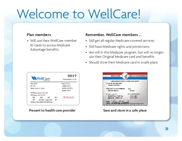 Wellcare Card Image | Ownerletter co
