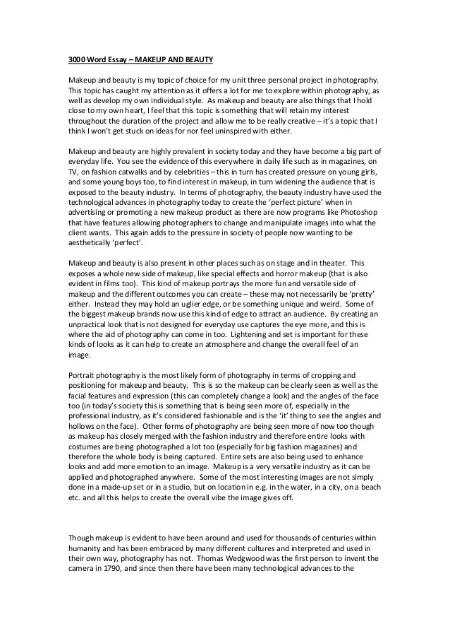 our inner being essay 2003-6-24  how the arts impact communities: an introduction to the literature on arts impact studies prepared by joshua guetzkow for the  being.