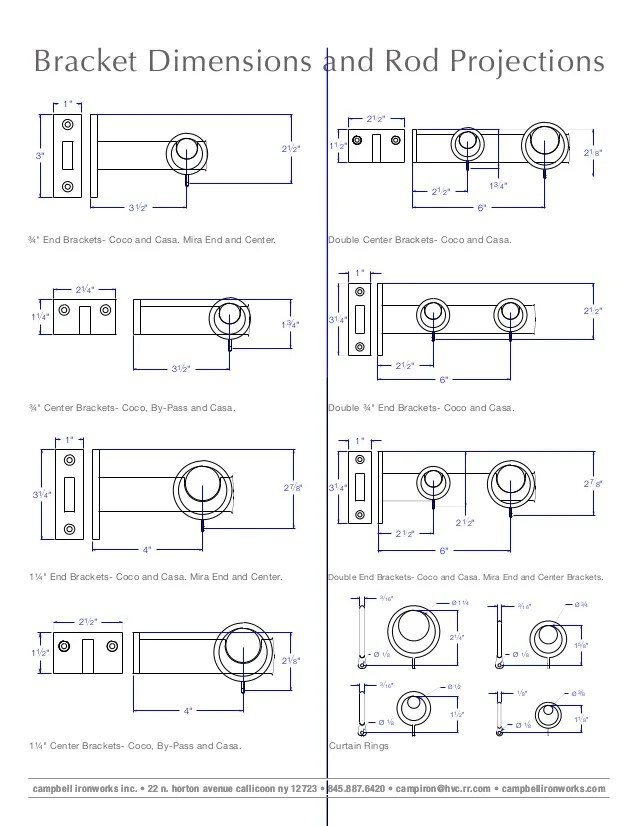 campbell ironworks curtain hardware