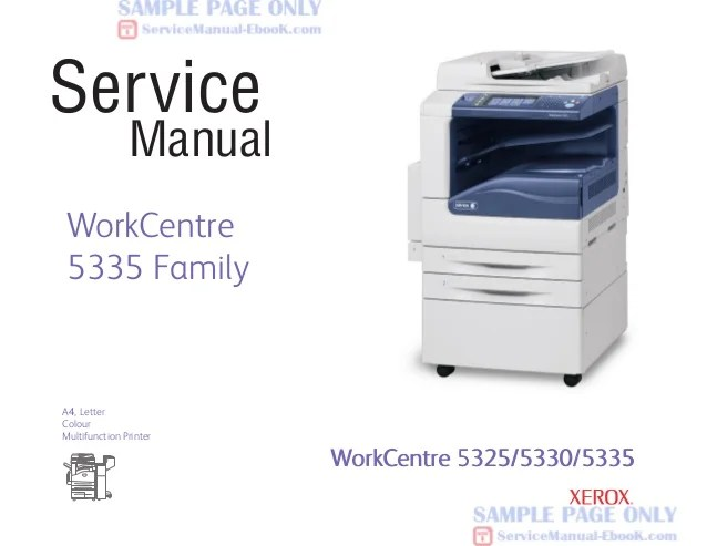XEROX WORKCENTRE 5325 PCL6 DRIVER