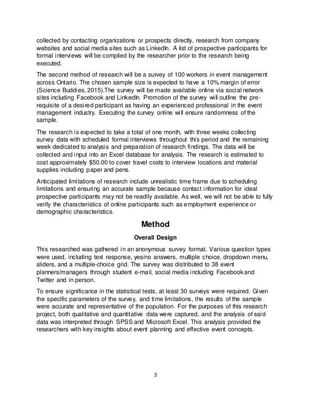Essay appendix references