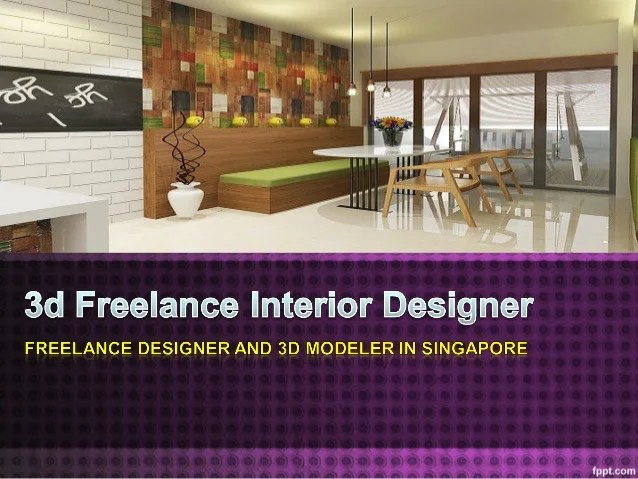 interior design freelance
