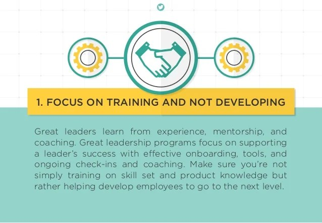 4 Reasons Leadership Development Fails