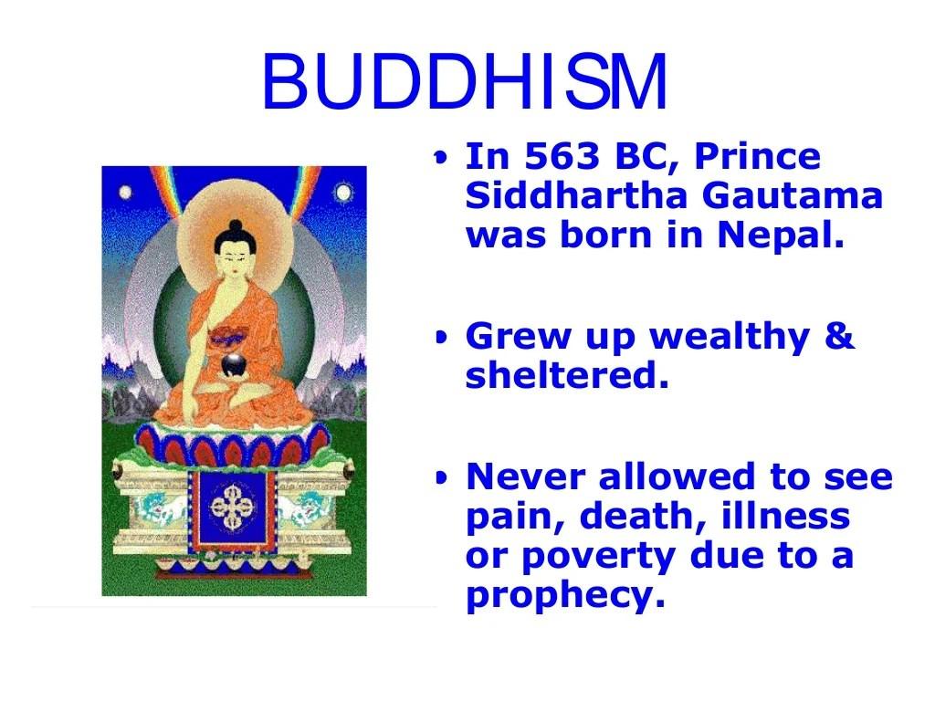 5 Major World Religions Ppt
