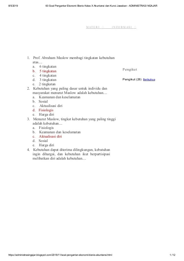 20/07/2019· home buku latihan soal cpns contoh soal matematika wajib kelas 10 semester 2 dan jawabannya contoh soal matematika wajib kelas 10 semester 2 dan jawabannya. Contoh Soal Ekonomi Kelas X Semester 2 Beserta Jawabannya