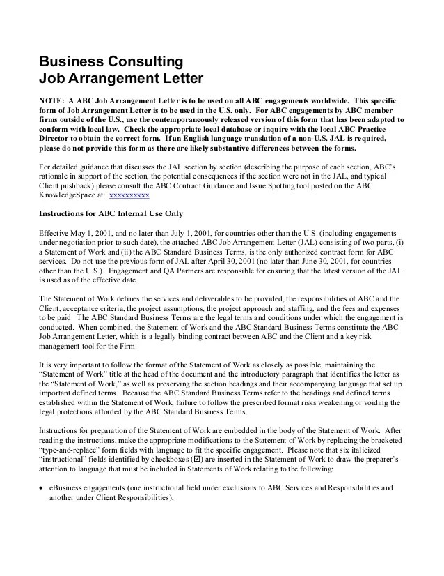 Engagement Letter Cpa