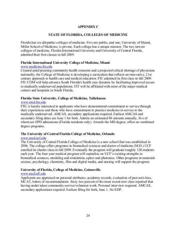 fiu letter of recommendation medical school mini mency co